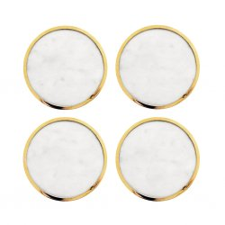 HILKE COLLECTiON - marble coasters