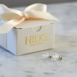 earring anima gemella hilke collection